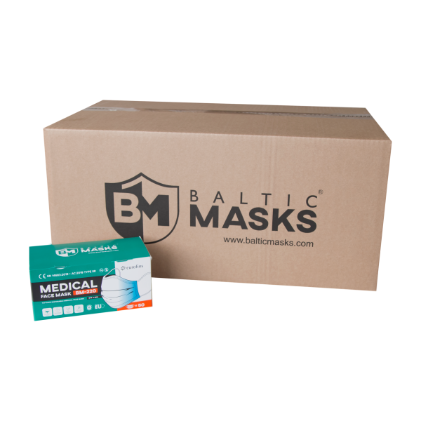 Disposable medical masks