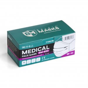 Disposable medical masks bm-920