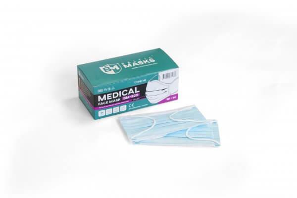 Disposable medical masks bm-920