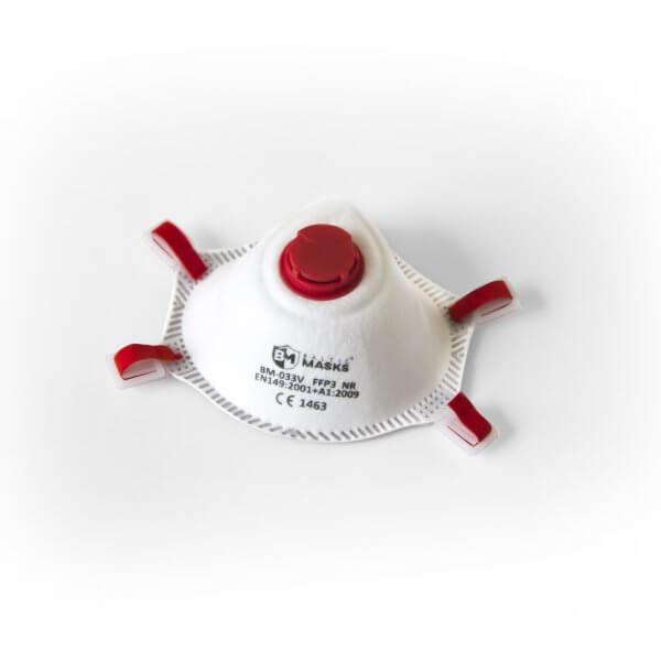 BalticMasks FFP3 respirators